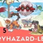tarnsteineleger pokemon top 5